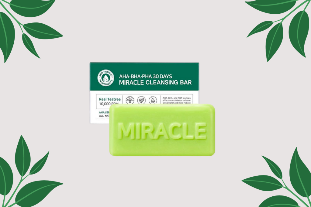SOME BY MI AHA BHA PHA 30 Day's Miracle Cleansing Bar